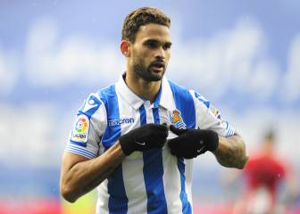 Willian José apunta a Valladolid