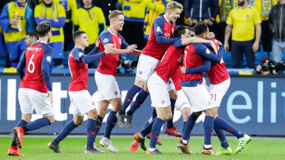 Best Thrillers Of 2020 Selection for Euro 2020. Norway – Sweden 3: 3. Best Survey of the