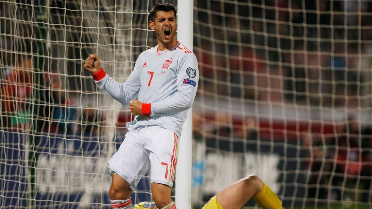 Отбор на Евро-2020. Мората приносит победу Испании, Румыния разгромила Фарерские острова - изображение 2
