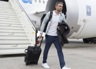 Luis Enrique will miss Malta qualifer due to family issues