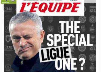 'The Special Ligue 1' - will Mourinho add France to list?