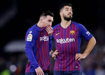 Messi and Suárez expected to be fit to face Espanyol