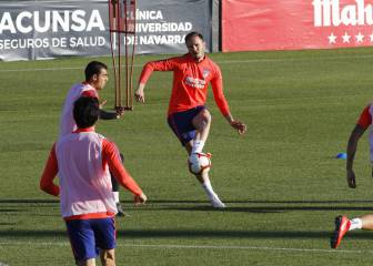 Atlético Madrid not budging on Saúl €150 million release clause
