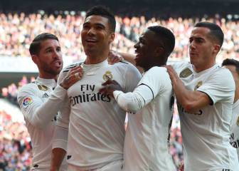Casemiro's Spanish passport to alleviate Real's non-EU logjam