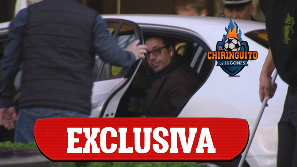 Real Madrid: Pjanic, Jovic agent meets club - El Chiringuito