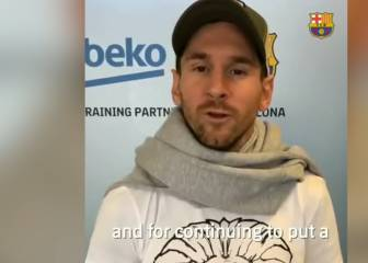 Messi thanks fans for voting Getafe goal best of all time