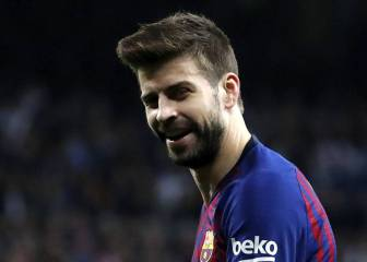 Piqué compares double-victory over Madrid to sex
