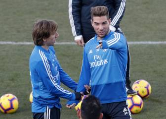 Confirmed: Luca Zidane starts for Real Madrid against Huesca