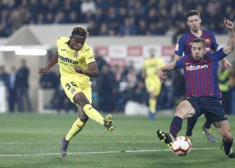 Chukwueze's release clause higher than previously reported