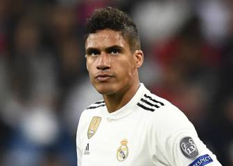 El plan del Real Madrid para convencer a Varane