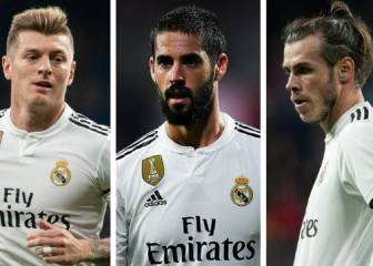 Real Madrid: summer clear-out could bring in over 500m euros