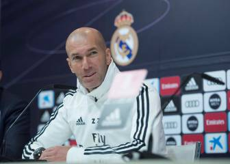Zidane press conference: Real Madrid coach's key quotes