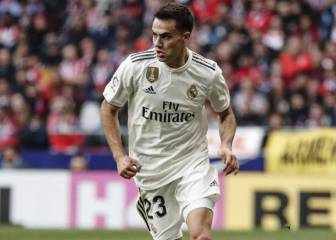 Reguilón gets his chance under Zidane
