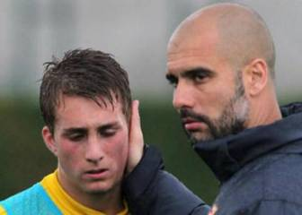 Deulofeu reveals Pep's secret