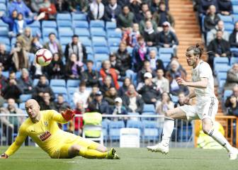 Bernabéu fans jeer Gareth Bale throughout as Real beat Eibar