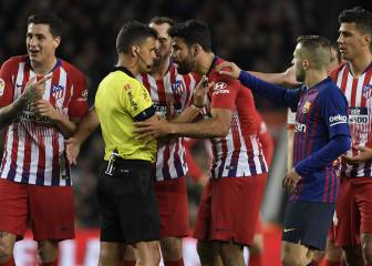 Diego Costa facing ban of up to 12 games for insulting referee