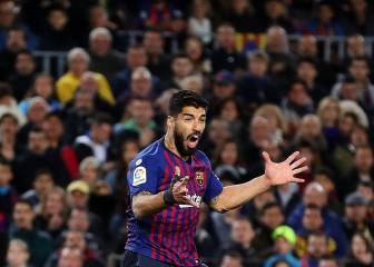 Luis Suárez hoping to end UCL drought at Old Trafford