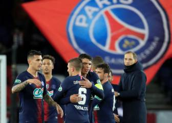 PSG set for busy summer of transfer ins and outs