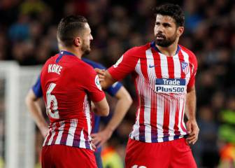 Is Diego Costa's time with Atlético coming to an end?