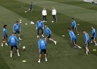 Toni Kroos misses training ahead of Leganés trip