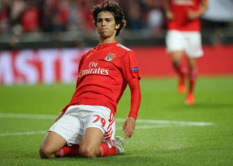 Juventus push to front of the queue for João Félix