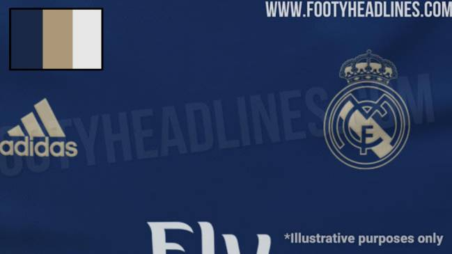 lowest price 5589c 4a315 Real Madrid: First glimpse of the 2019/20 away kit - AS.com