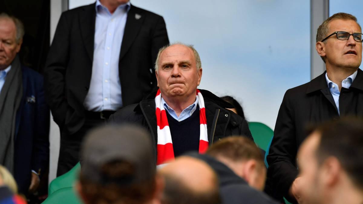 Uli Hoeness traería a Mbappé al Bayern... pero no tiene dinero