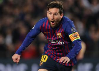 Messi three goals short of 600 and 46 from Pelé's record