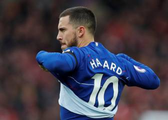 Chelsea drop asking price for Real Madrid target Hazard