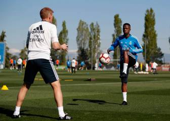 Real Madrid team news: Vinicius not ready for Bilbao return, Kroos doubtful