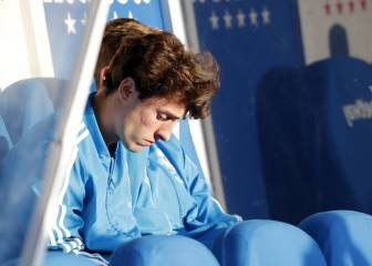 Odriozola out for season after tangle with Vinicius Junior
