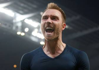 Eriksen: Real well placed even if Spurs win Champions League