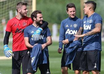 Man United: Spanish players angry over unfair treatment