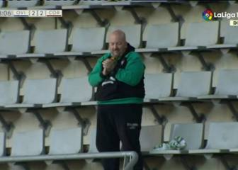 Solitary Córdoba fan makes 1,600 km Oviedo away round-trip