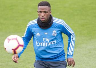 Vinicius' return to action delayed