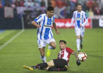 1x1 del Athletic: Berchiche y los centrales