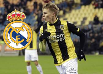 Vitesse success: a year that's seen Odegaard stake Real claim