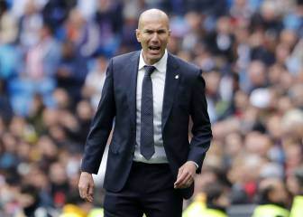 Real Madrid quartet feel effect of Solari exit, Zidane return