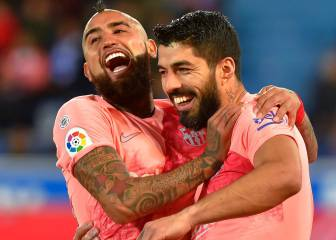 Arturo Vidal: a serial winner of league titles