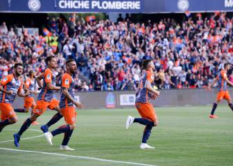El Montpellier hurga en la herida del Paris Saint-Germain