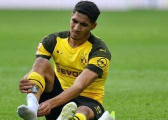 Achraf up for summer Real return