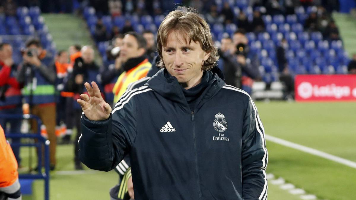 new concept 50e7a b83c5 Real Madrid: Mijatovic after speaking with Modric:
