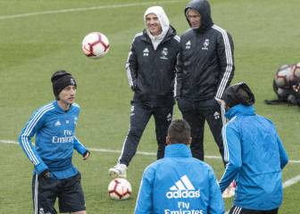 Madrid boss Zidane starting to have doubts about Modric