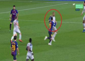 That Messi-Fabinho moment that ended with Barça free-kick