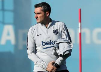 Valverde to play the kids away at Celta Vigo
