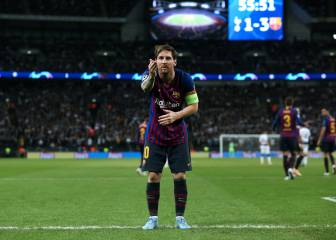 Los datos de Messi que arrasa con los cracks de la Premier