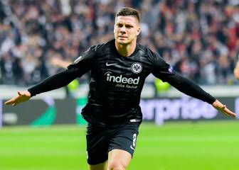 Real Madrid agree Luka Jovic signing for 60 million euros