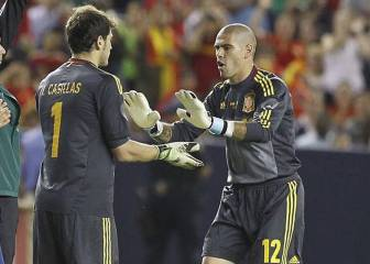 La emotiva carta de Valdés a Casillas: