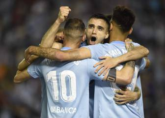 1x1 del Celta: Maxi y Aspas sellan media permanencia