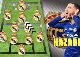 El Madrid que planea Zidane: sale un XI de PlayStation